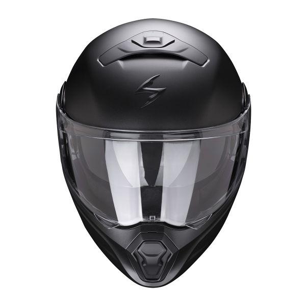 Scorpion Exo 930 Smart Matt Pearl Black