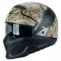 Casque Transformable Scorpion Exo Combat Opex Sable Gris