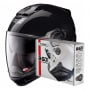 Casque Transformable Nolan N40 5 GT Special N-Com Black 12 + Kit Bluetooth B601R