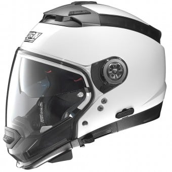 Casque Transformable Nolan N44 Evo Classic N-Com White 5