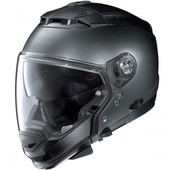 Casque Transformable Nolan N44 Evo Fade N-Com Flat Anthracite 44