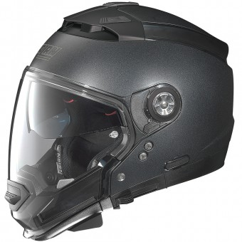 Casque Transformable Nolan N44 Evo Special N-Com Black Graphite 25