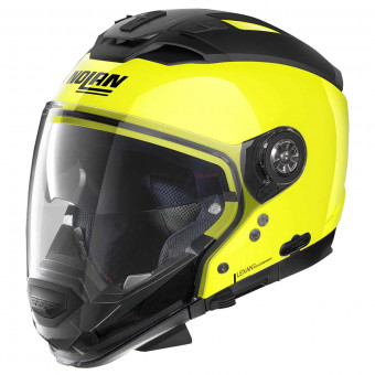 Casque Transformable Nolan N70 2 GT Hi-Visibility N-Com Yellow 22