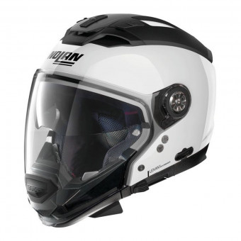 Casque Transformable Nolan N70 2 GT Special N-Com Pure White 15