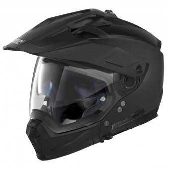 Casque Transformable Nolan N70 2 X Classic N-Com Flat Black 10
