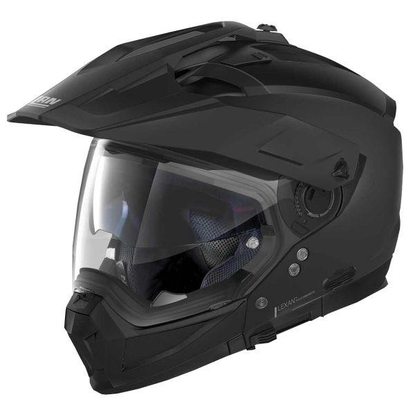 Casque Transformable Nolan N70 2 X Classic N-Com Flat Black 10
