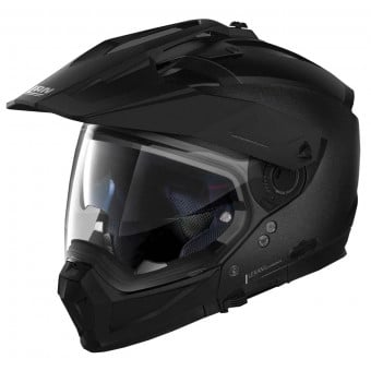 Casque Transformable Nolan N70 2 X Special N-Com Black Graphite 9