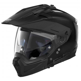 Casque Transformable Nolan N70 2 X Special N-Com Metal Black 12