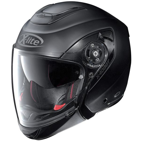 Casque Transformable X-lite X-403 GT Elegance N-Com Flat Black 4