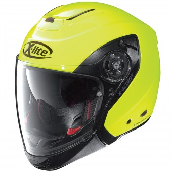 Casque Transformable X-lite X-403 GT Hi-Visibility Fluo Yellow 9