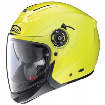 Casque Transformable X-lite X-403 Hi-Visibility N-Com Fluo Yellow 9