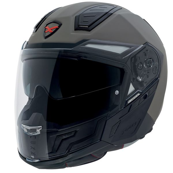 Casque Transformable Nexx X40 Maxijet Concrete