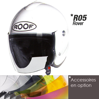 Visiere Roof Visiere RO5 ROVER - Rider Duo