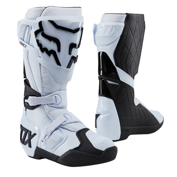 Bottes Cross FOX 180 White
