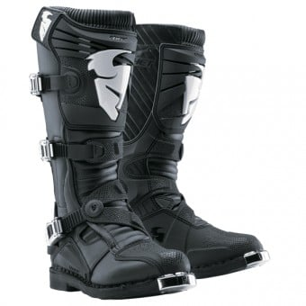 Bottes Cross Thor Ratchet Black