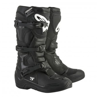 Bottes Cross Alpinestars Tech 3 Black
