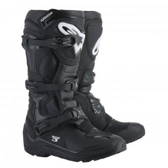 Bottes Cross Alpinestars Tech 3 Enduro Black
