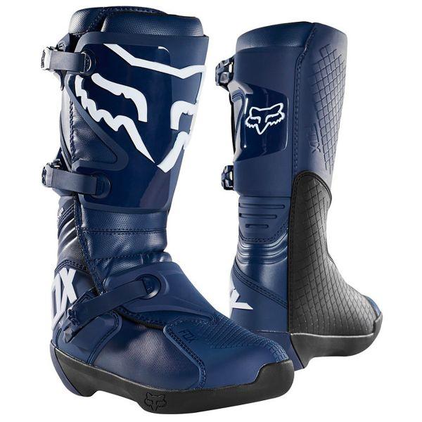 Bottes Cross FOX Comp Boot Navy