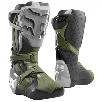 Bottes Cross FOX Comp R Boot Camo