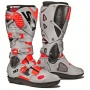 Bottes Cross SIDI Crossfire 3 SRS Red Fluo Cendre