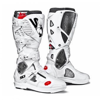 Bottes Cross SIDI Crossfire 3 SRS White