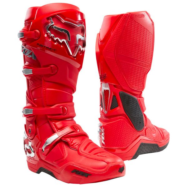 Bottes Cross FOX Instinct Boot Flame Red