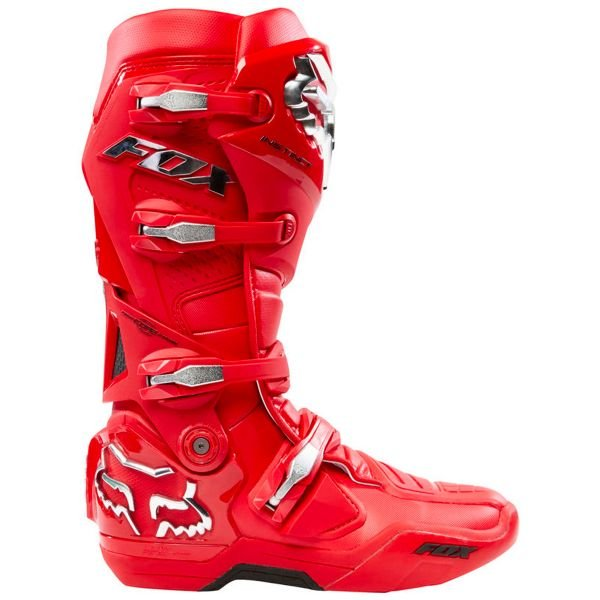 FOX Instinct Boot Flame Red