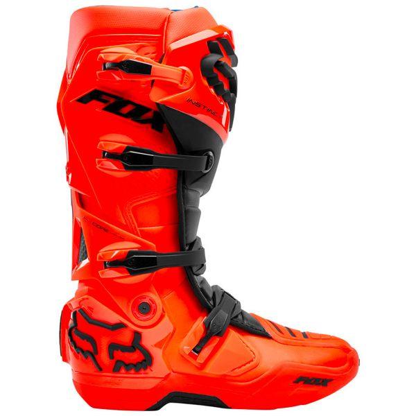FOX Instinct Boot Fluo Orange