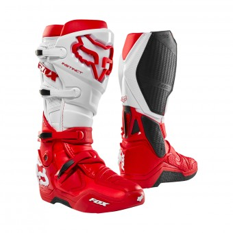 Bottes Cross FOX Instinct Rouge