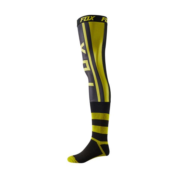 FOX Knee Brace - Preest Dark Yellow