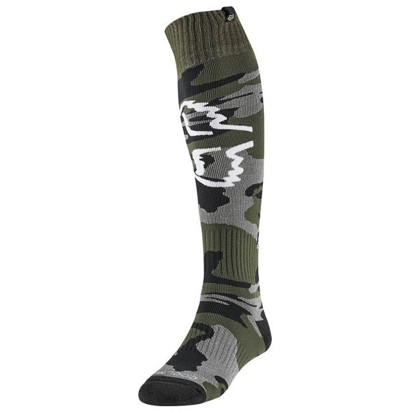 Chaussettes Cross FOX Coolmax Thick Sock Prix Camo