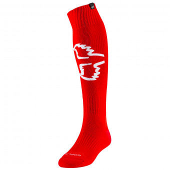 Chaussettes Cross FOX Coolmax Thick Sock Prix Red
