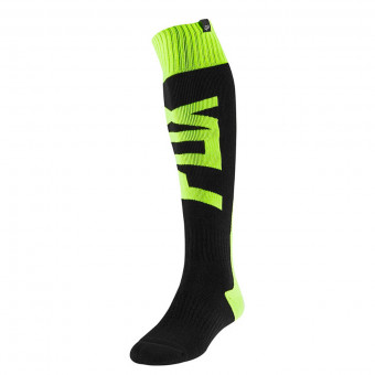 Chaussettes Cross FOX Fri Thick Fyce Fluo Yellow
