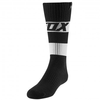 Chaussettes Cross FOX Sock Linc Black Enfant