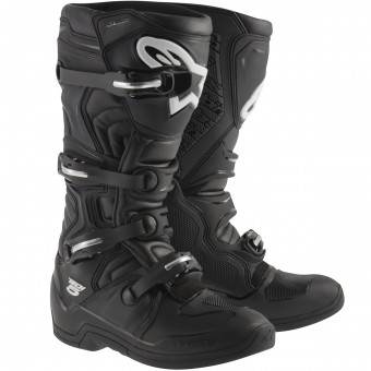 Bottes Cross Alpinestars TECH 5 Black