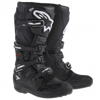 Bottes Cross Alpinestars TECH 7 Black