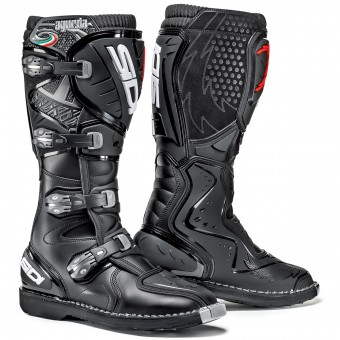 Bottes Cross SIDI Agueda Black