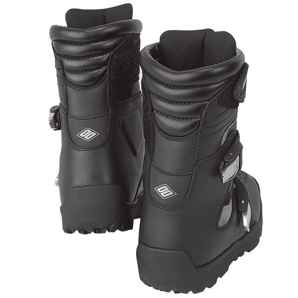 SHOT ATV Quad Black Shoes