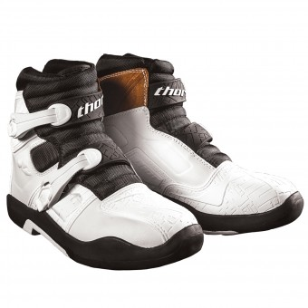 Bottes Cross Thor Blitz LS White