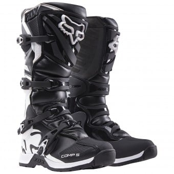 Bottes Cross FOX Comp 5 Black (001)
