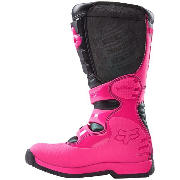 FOX Comp 5 Black Pink Womens (285)