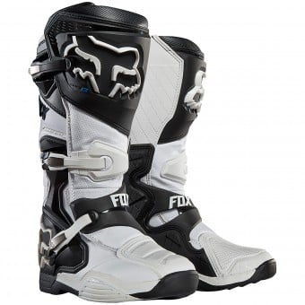 Bottes Cross FOX Comp 8 White (008)