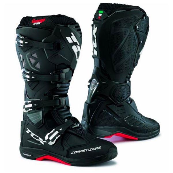 Bottes Cross TCX Comp Evo Michelin Black