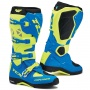 Bottes Cross TCX Comp Evo Michelin Royal Blue Yellow
