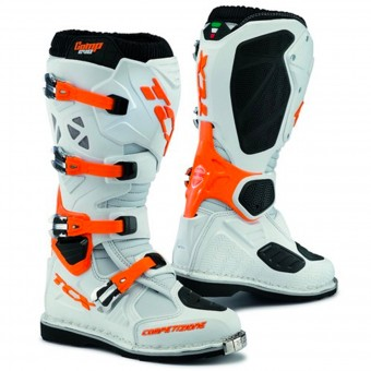 Bottes Cross TCX Comp Evo White Orange
