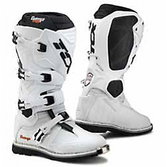 Bottes Cross TCX Comp Evo White