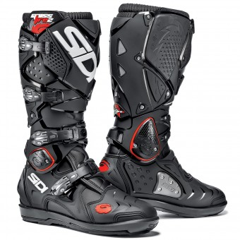 Bottes Cross SIDI Crossfire 2 SRS Black