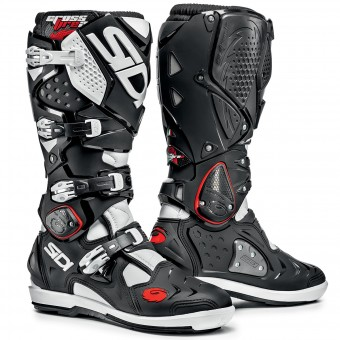 Bottes Cross SIDI Crossfire 2 SRS Black White