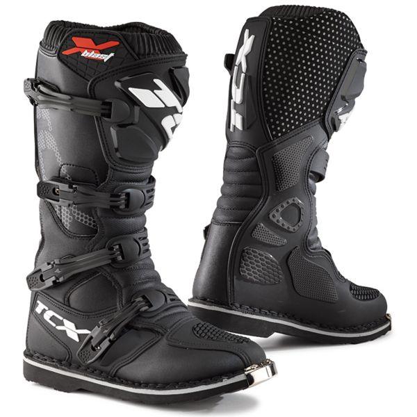 Bottes Cross TCX X-Blast Black