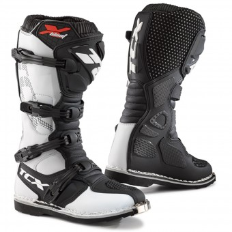 Bottes Cross TCX X-Blast White